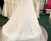 TPS Sparkle Bridal Cape