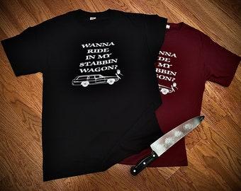 Stabbin Wagon T-shirt