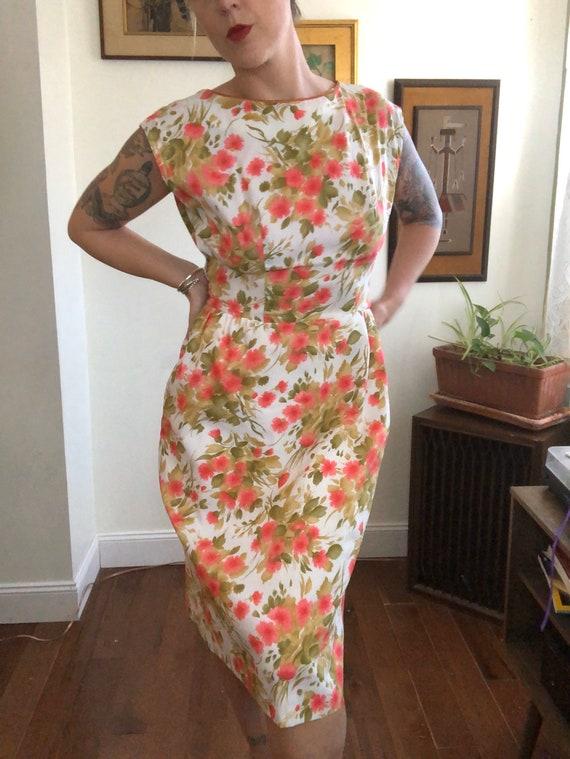 L'Ainglon wiggle dress - image 3