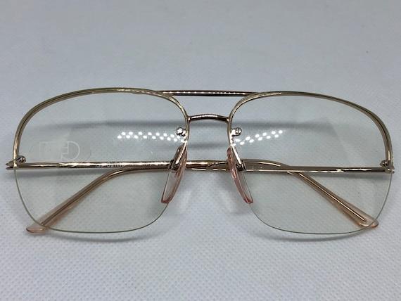 Vintage Italian-made Safilo Optical Unisex Glasses