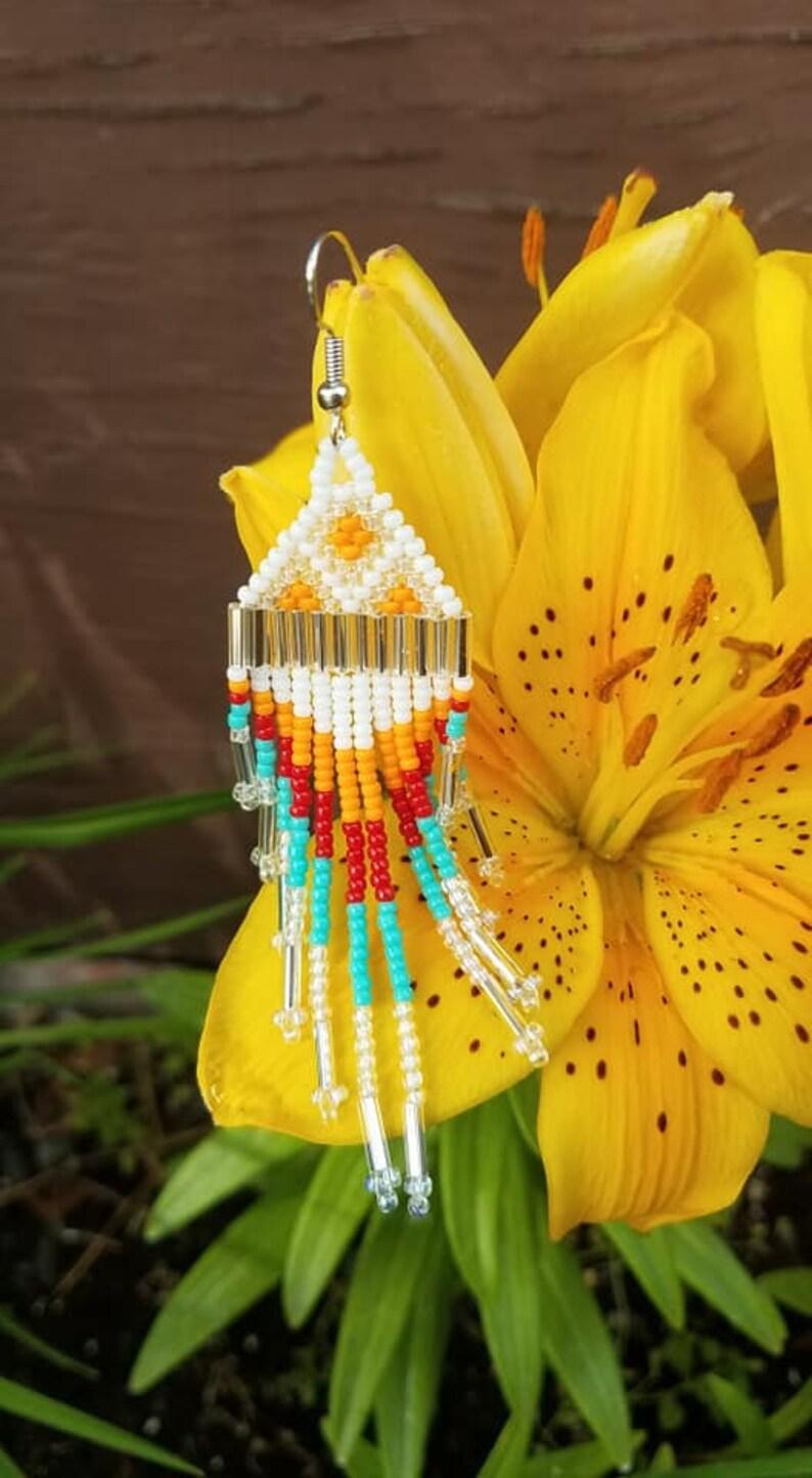 Native American Boho Inspired Blue Hues
