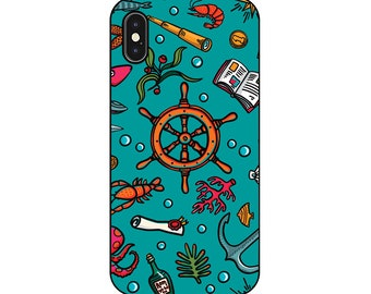 Pirate iphone   Etsy