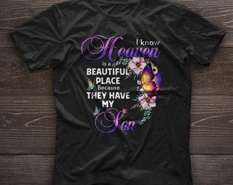 World Tree Hell to Heaven Short-Sleeve Unisex T-Shirt