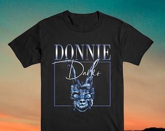 Vintage Donnie Darko T-Shirt Retro Cult Horror Movie Rabbit T-Shirt