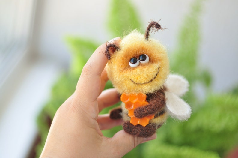 firefly and potato beetle Instant Digital Download PDF Amigurumi crochet patterns: butterfly clear tutorial for tiny hexapods bumblebee