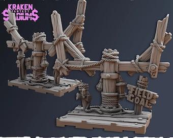 Wood field goal - Fantasy football - Kraken Fantasy Football