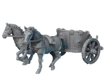 Gladiator cart Fantasy Gladiators by Vae Victis