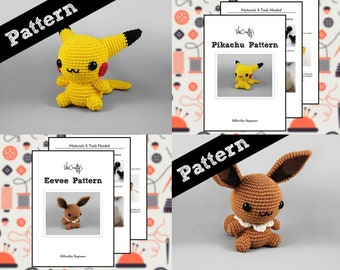 Free Exeggutor Pokémon crochet pattern | Pokemon crochet pattern ... | 270x340