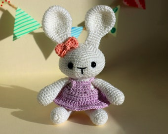9 Crochet Easter Patterns -Amigurumi Tips - A Crafty Life | 270x340