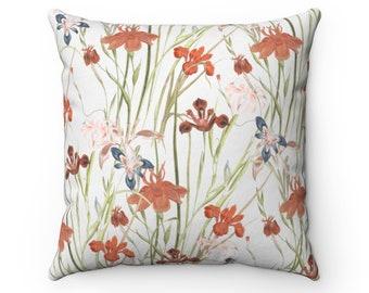 WHEYT Throw Pillow Case 55X55 Cm Floral