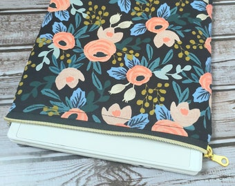 Rifle Paper Co Tablet / iPad / Laptop / book sleeve - Tablet Cover -iPad Cover