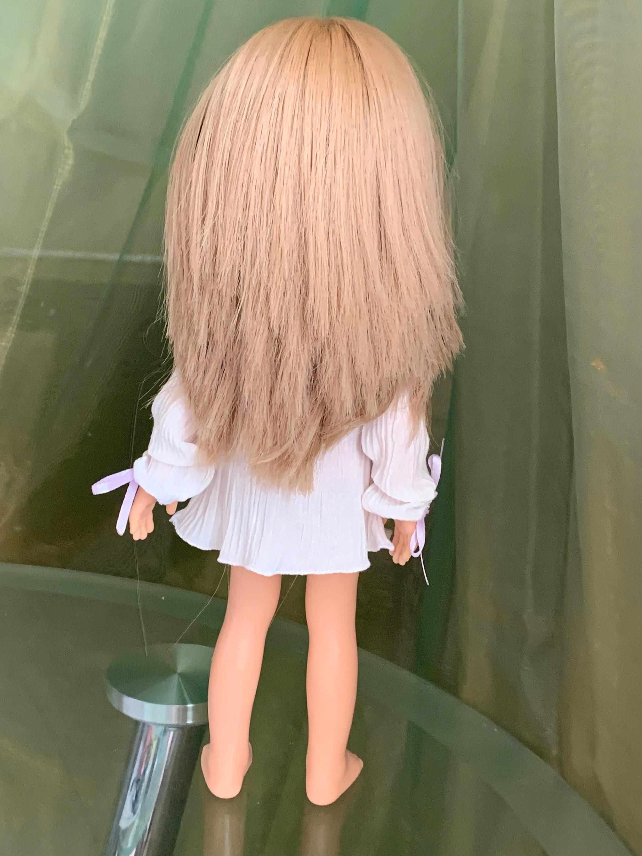 ООАК Carla Paola Reina 32 cm repaint vinyl doll. With neck