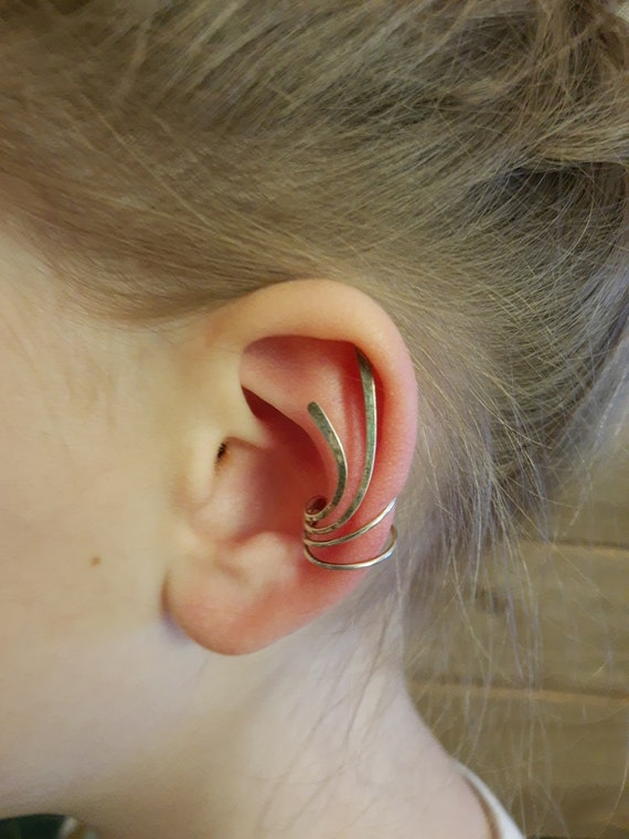 Silver Ear Climbers