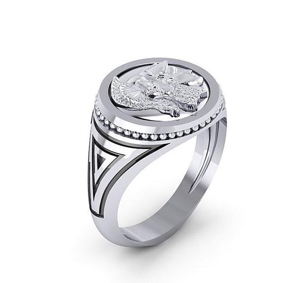 Handmade Athena Ring