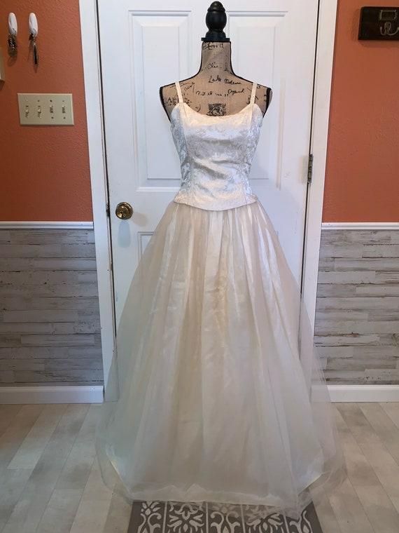 Vintage Gunne Sax Wedding/Prom Dress