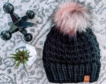 MADE TO ORDER Yvonne Adult Beanie Hat Toque