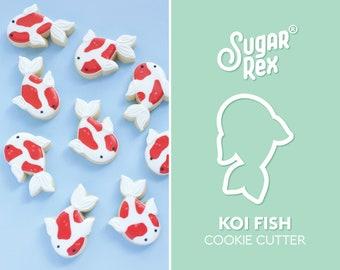 Koi Fish Cookie Cutter