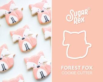 Forest Fox Cookie Cutter