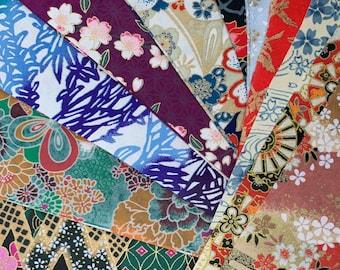 Chiyogami Paper 8.5 x 11 - Japanese Washi Paper   Scrapbook Art Paper 7