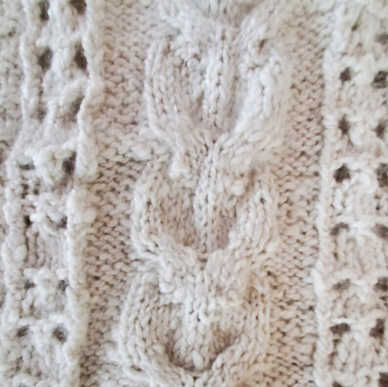 Pattern Cowl Like a tulip