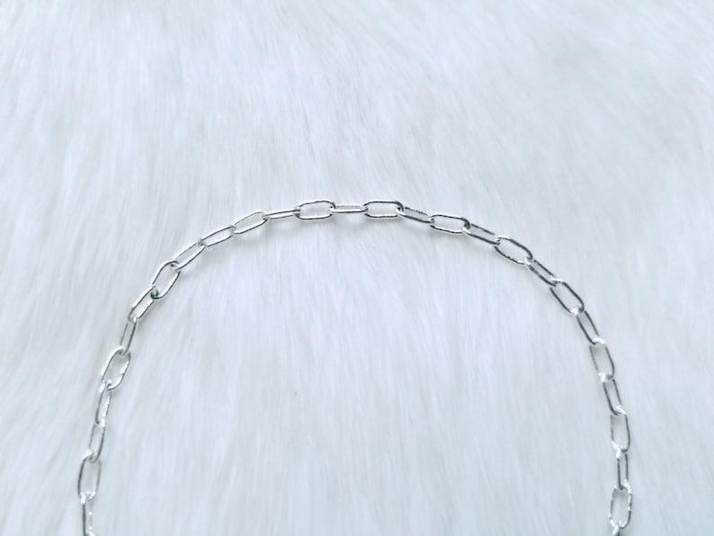 Delicate Square Chain Bracelet