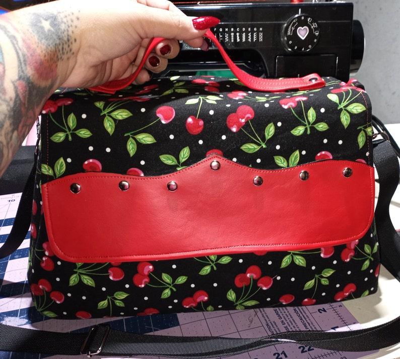 Cherry handbag  crossbody purse handbags
