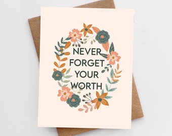 I Will Never Forget The Moment I Realized I loved You PRINTABLE Romantic Anniversary Card