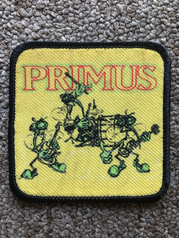 Primus 'Fly' fan made patch