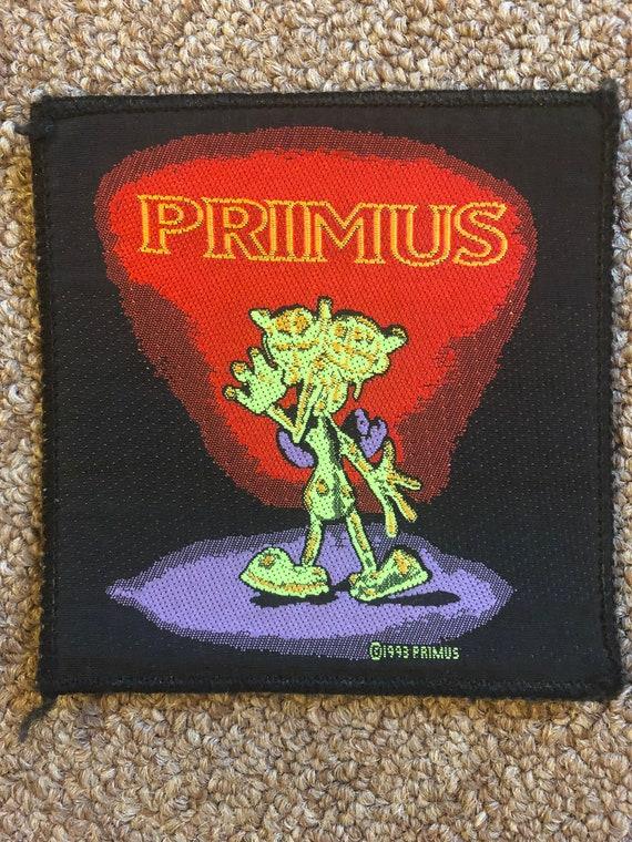 Primus 'Fly' original vintage patch