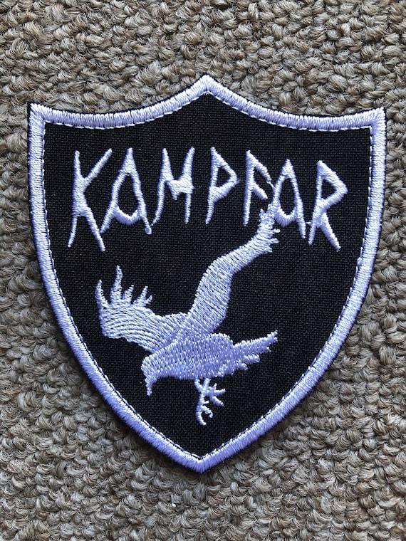 Kampfar 'Shield' logo patch