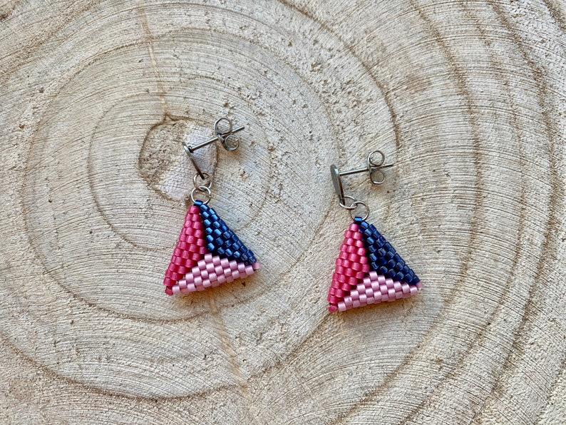 Sakura earring