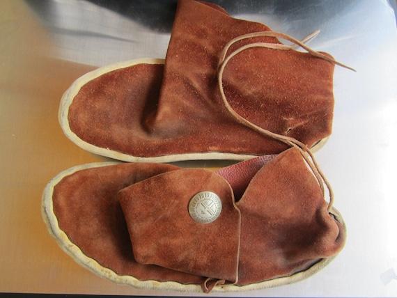 Navajo Handmade Moccasins
