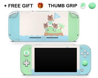 Nintendo Switch Skin Animal Crossing Etsy