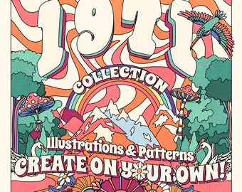 1971 • Retro Graphic Collection