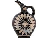 Kamares style ancient Greek Minoan vase