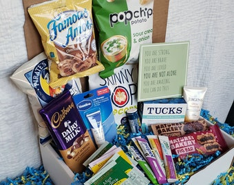 New Mom Care Package - Fast Free Shipping! - Gift Basket Box