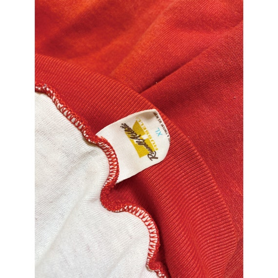 1970s Russel Double Layer Hoodie - image 3