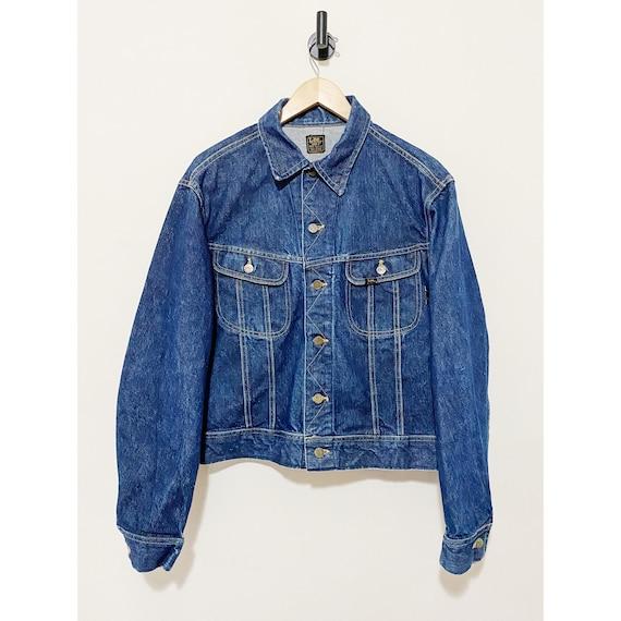 1950s Lee 101-J Denim Jacket