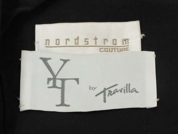 Vintage YT by Travilla Nordstrom Couture Dress - image 3