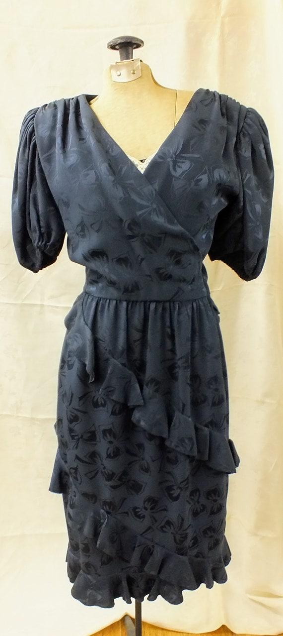 1980's Albert Nipon Dress