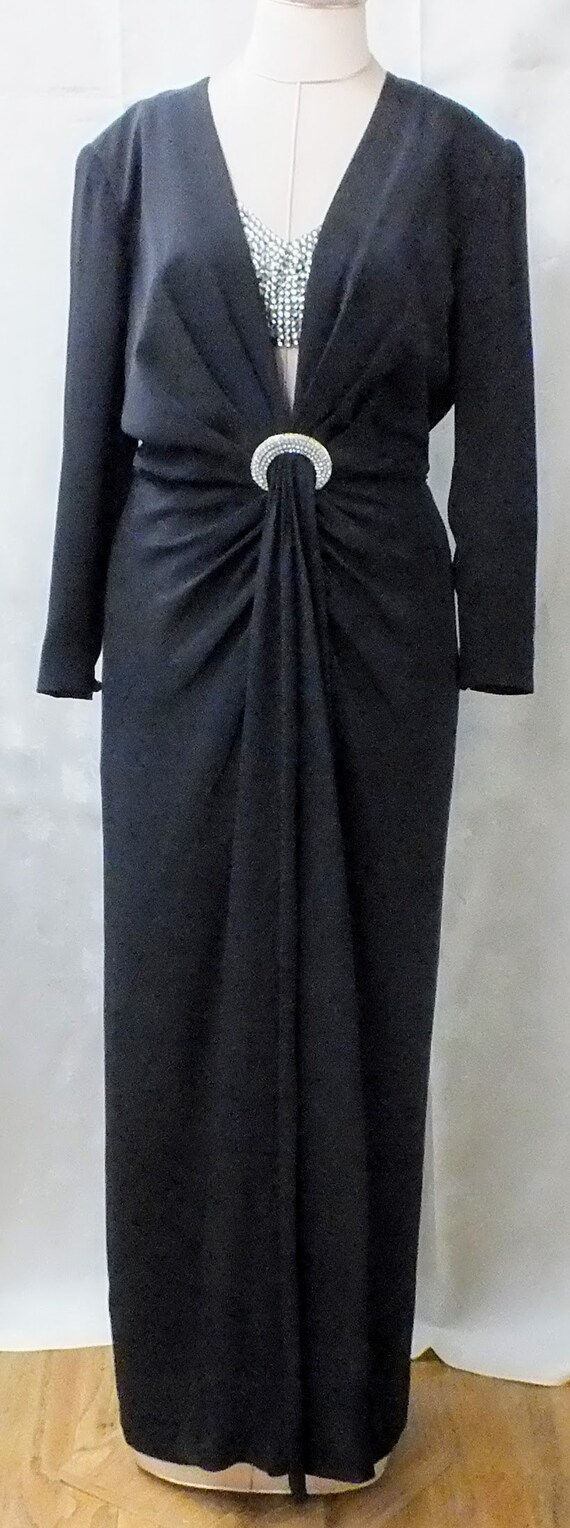 Vintage YT by Travilla Nordstrom Couture Dress - image 2