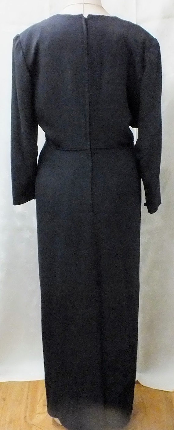 Vintage YT by Travilla Nordstrom Couture Dress - image 4