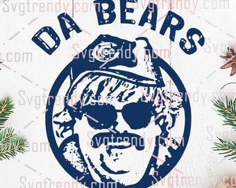 Chicago Bears SVG Vintage Chicago Da Bears SVG Chris Farley Ditka svg