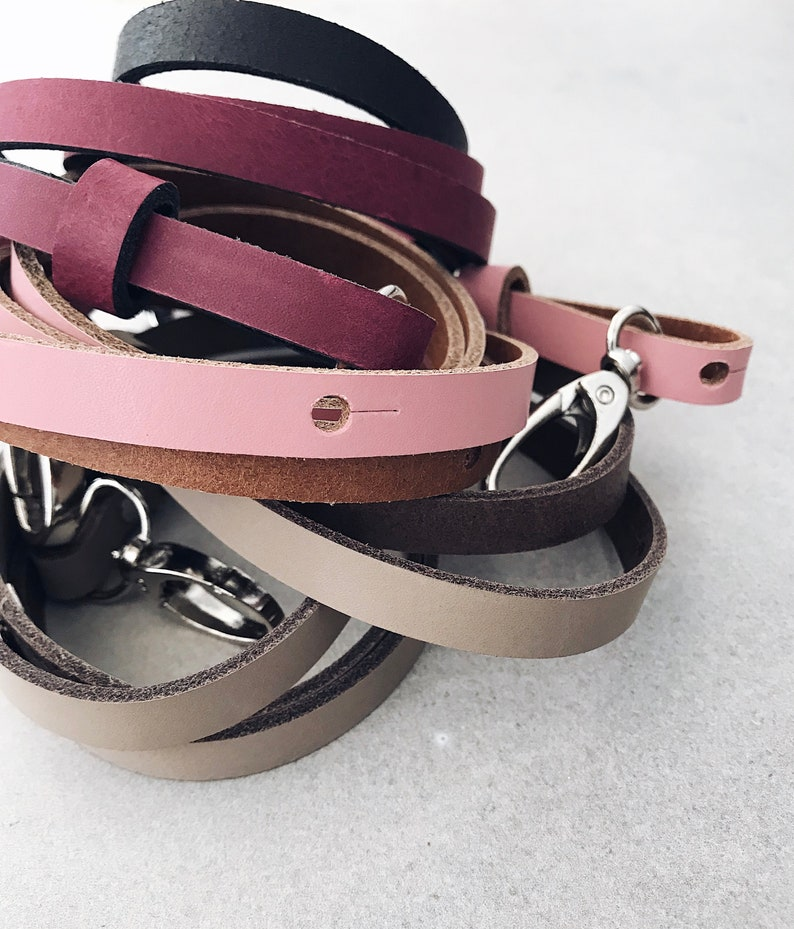 strap for leather mobile phone case Mobile phone chain interchangeable tape