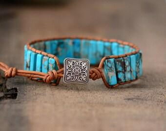 b5058 vintage turquoise love heart filigree cuff bracelet Sorrento 925 silver