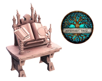 Furniture and props