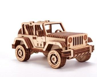 Model Car Kit Etsy