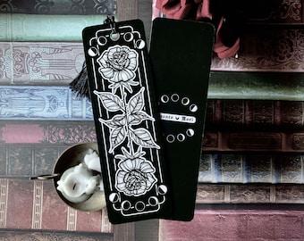Bookmark | Momento Mori | Witchy | Gothic