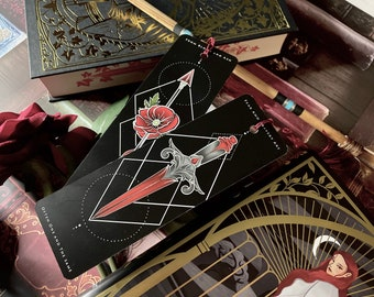 From Blood and Ash | Bookmark | Gothic | Poppy