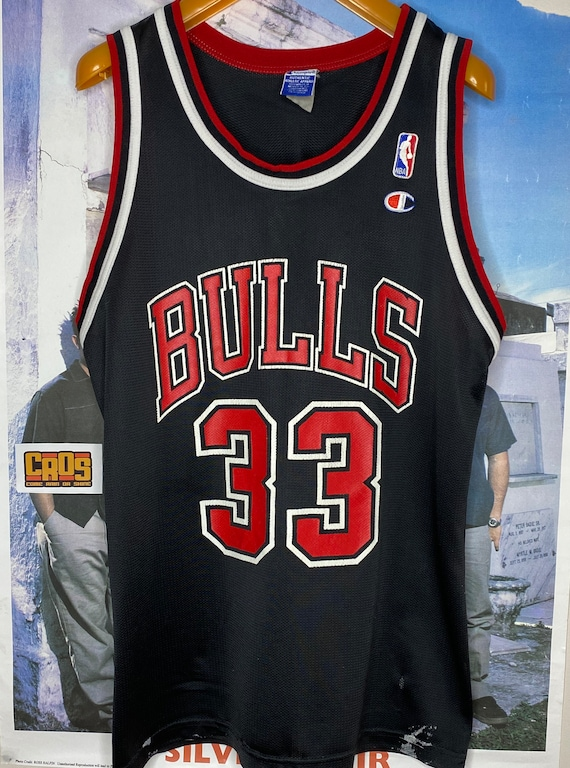Chicago Bulls jersey - Gem